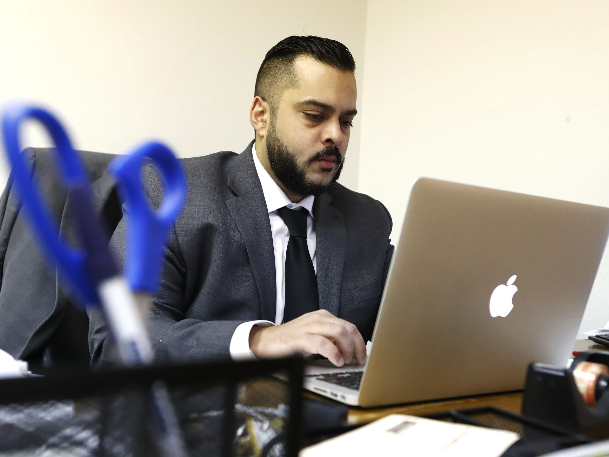 Imraan Siddiqi, the executive director of the Council