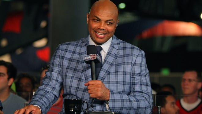 Charles Barkley mocked, ribbed and roasted the Suns during a five-minute rant.