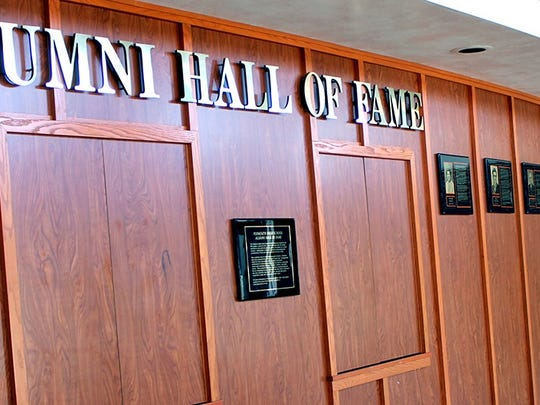 Two more plaques will be added this fall to the Plymouth High School Alumni Hall of Fame.
