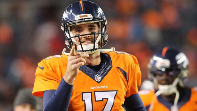 The future of QB Brock Osweiler may be the Broncos' biggest offseason decision.