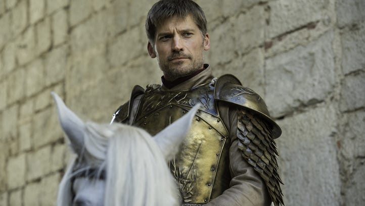 Cersei's right, Jaime does belong at the head of an