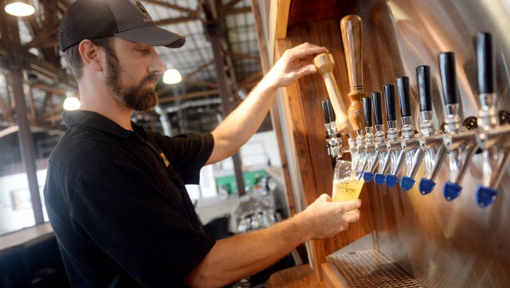 Vero Beach beer festival springboard for homebrewers to establish breweries | Laurie's Stories