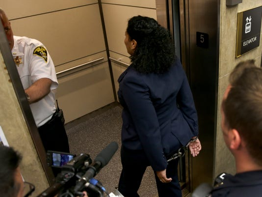 Judge Leticia Astacio To Be Held Without Bail