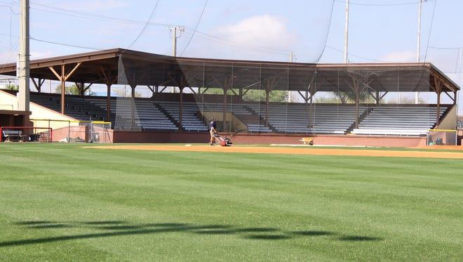 Henley Field in Lakeland, Fla.