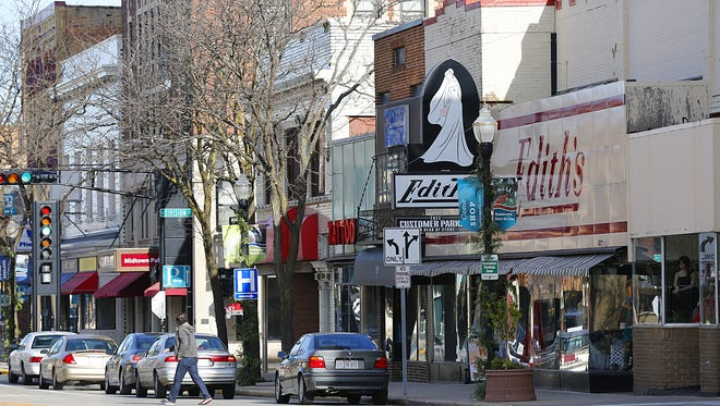 Edith's, Lillian's and other retailers have done well downtown, but other businesses have struggled. Local leaders are trying to get more people to experience what downtown has to offer.