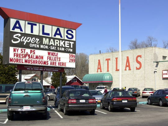 Atlas Supermarket.