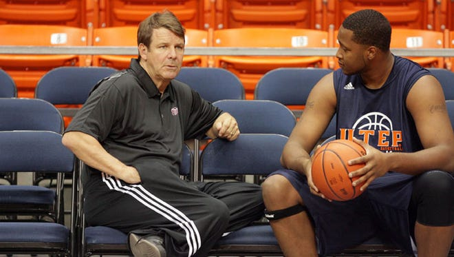 Tim Floyd coached for 42 years, stalking a basketball court and coaching and teaching he did it with joy and he did it with passion and he poured his very soul into it. Floyd shocked the college basketball world on Monday night, Nov.27,after a difficult loss to Lamar University. He walked silently up the tunnel in the Don Haskins Center, his home away from home for so many years. He entered the locker room, talked to his players, broke the news to them and then walked across the tunnel and into the media room and announced his retirement.