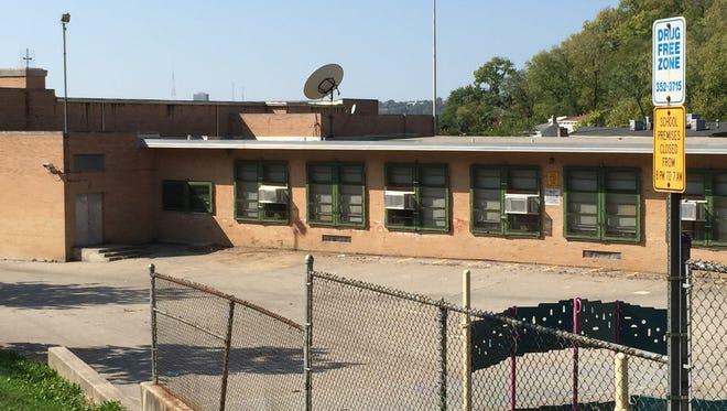 Cincinnati Public Schools wants to renovate its Vine Street School, an old elementary that shut down in 2004.