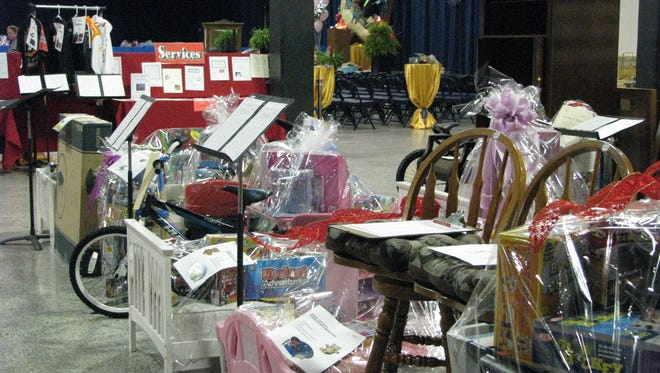 The Uptown Sertoma Club of Spartanburg will hold its 22nd annual Auction for a Cause on Nov. 13, at the Spartanburg Memorial Auditorium. Proceeds will aid six local charities.