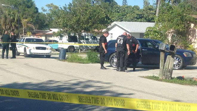 LCSO investigating shooting at Pine Manor