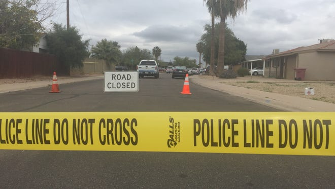 A body was found in a Scottsdale home on Sunday morning, police said.