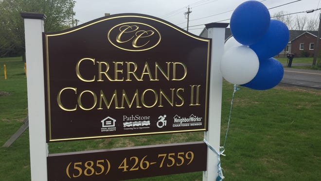 Crerand Commons Phase II is a 33-unit complex in Gates.