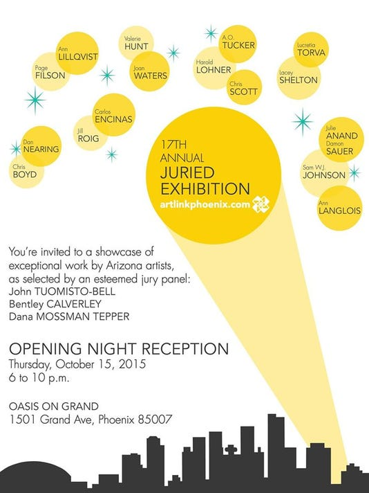 17th Annual Juried Exhibition