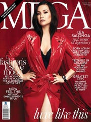 Lea Salonga models pieces from vivalen by Via Valencia