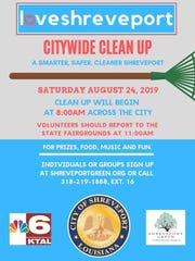 event- clean up