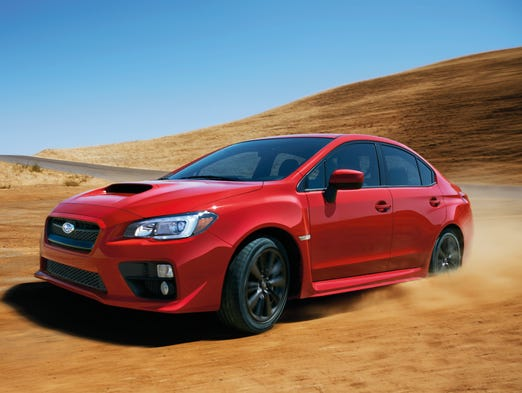 The three-star 2015 Subaru WRX is a sophisticated and accommodating new take on Subaru's iconic performance car.