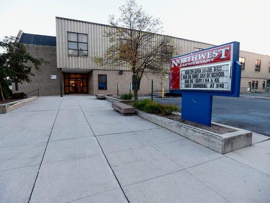 Northwest Elementary Elementary School, 900 Maple Street. File Photo - Lebanon Daily News