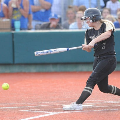 Brock eliminates Clyde from 3A softball playoffs