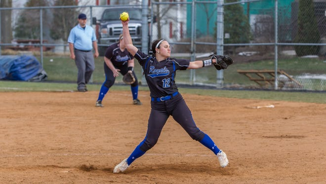 Chambersburg and Mercersburg Academy grad Sidney Reath has completed her sophomore season playing on the Eastern Mennonite softball team.