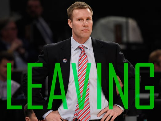 Fred Hoiberg left Iowa State to coach the NBA's Chicago