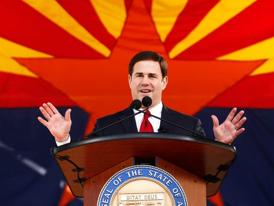 Doug Ducey Inauguration Ceremony