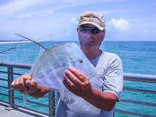 Brevard fishing report for weekend of june 23 25 for Vero beach fishing report