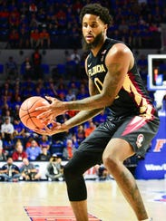 FSU senior forward Phil Cofer posted 10 points and