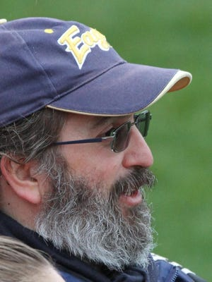 Hartland soccer coach Andrew Kartsounes was pleased with his boys' team's effort in Monday's 5-1 win at Holly.