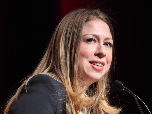 Chelsea Clinton challenges tech crowd to help others