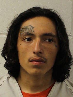Mario Hernandez, 18, Tulare.