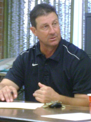 Longtime Eunice High head football coach Paul Trosclair doesn't like the new trend of students jumping attendance zones.