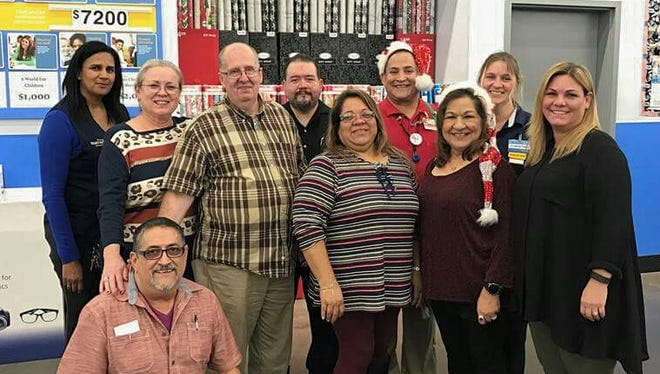 Loving Spoonful board members and volunteers were able to raise enough money during December to provide gifts to 115 children affected or infected by HIV/AIDS.