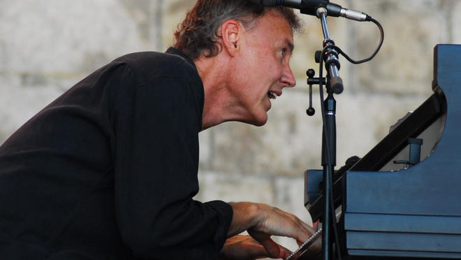 Bruce Hornsby and the Noisemakers play Kodak Hall at Eastman Theatre on June 29 as part of the Xerox Rochester International Jazz Festival.