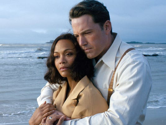 """A scene from """"Live By Night"""""""