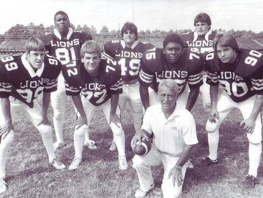 A look back at Lafayette High football through the years