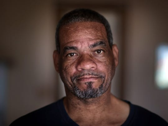 Durrell Brown, 49, fears he's destined to die young.