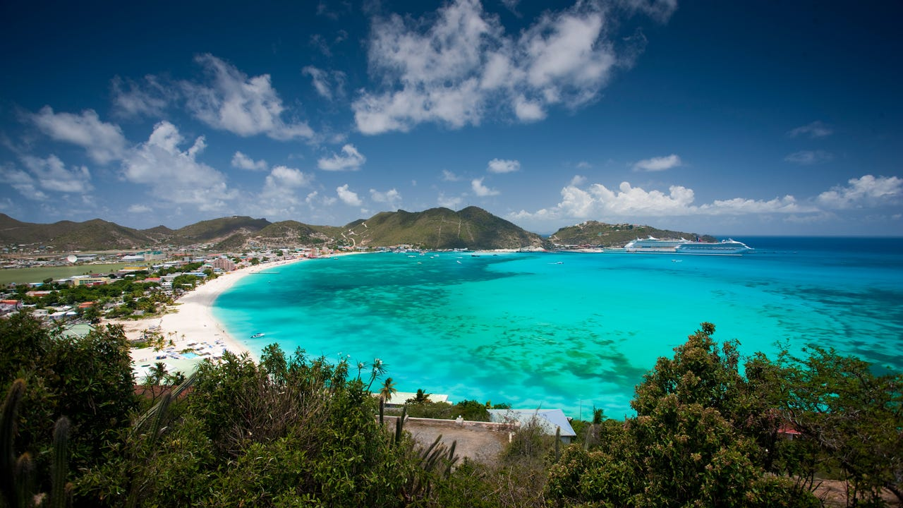 St. Maarten and St. Martin is a unique dual-island nation with a European vibe.