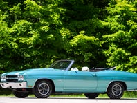 Win Tickets to the Mecum Auction