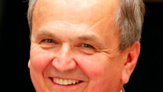 Former State Sen. George Maziarz, R-Newfane, Niagara County.