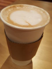 The Dirty Chai ($3.95 for 16 ounces) at The POT Coffee House, 1001 E. University Ave., Ste. D2.