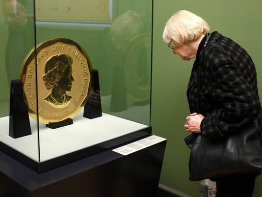 EPA (FILE) GERMANY MUSEUM CRIME ACE CRIME LIBRARIES & MUSEUMS DEU