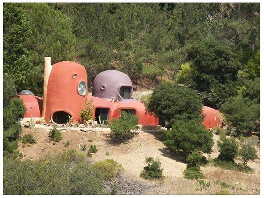 Yaba daba doo! California's well-known 'Flintstone