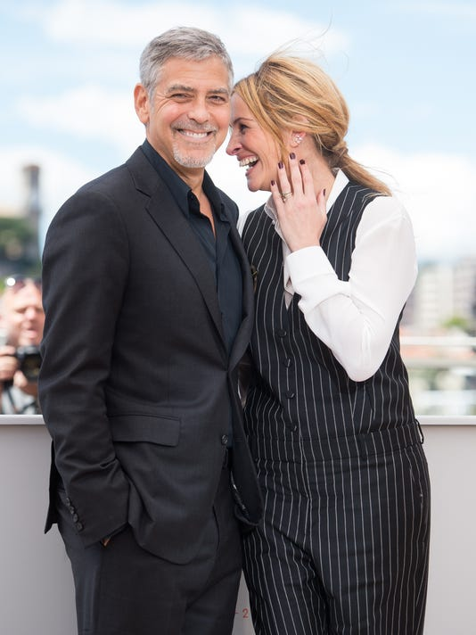 Clooney and Roberts