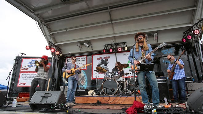 Ghost Town Blues Band, of Memphis, Tennessee, will perform during the 23rd annual Silver City Blues Festival on Saturday, May 26.