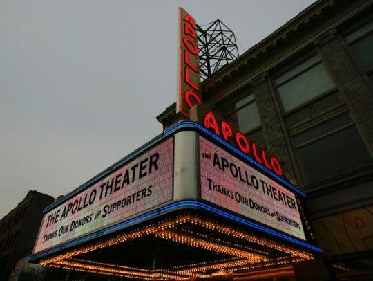 Apollo Theater (Stock Photo)