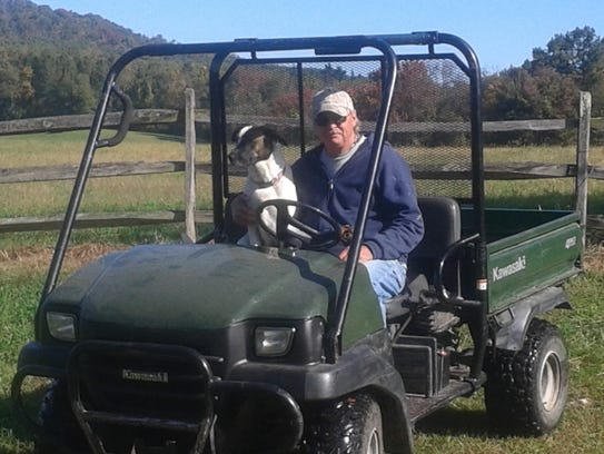 Hellam Twp. farmer Butch Miller regularly gave rides