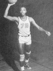 Hal Brown became just the second basketball player in York County to score 1,000 career points in high school when he reached quadruple digits as a senior at William Penn in 1952. He also tied the school's single-game scoring record by scoring 50 points in a victory against Harrisburg William Penn.