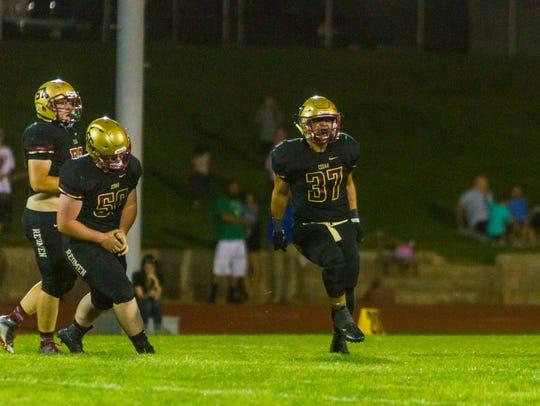High school football: Provo at Cedar, Friday, August