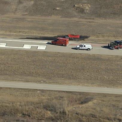 Erie plane crash