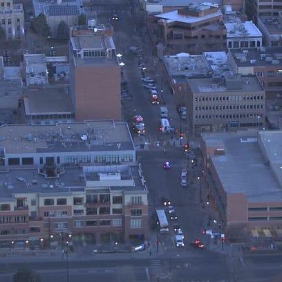 Boulder County bomb squad investigating suspicious